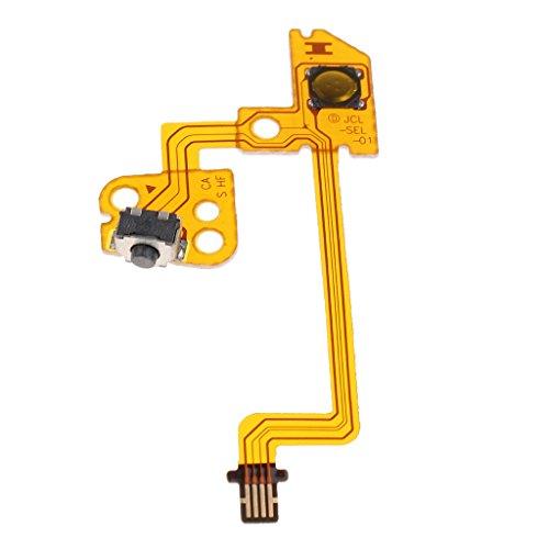 Sharplace Partie De Remplacement L Bouton Clé Ruban Câble Flexible Pour Nintendo Switch Joy-con