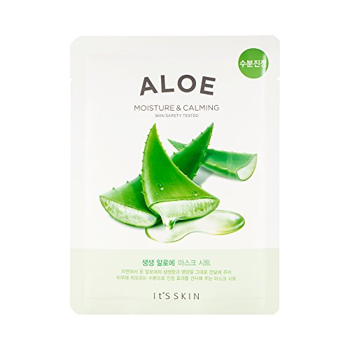 Its Skin The Fresh Mask Sheet Aloe Vera Gesichtsmaske Korean Kosmetik 1 Stück
