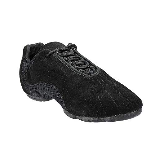 Blue Bell Shoes Hi-Step Light Weight Boast Dance Sneaker - Dennis (Numeric_8_Point_5) Black