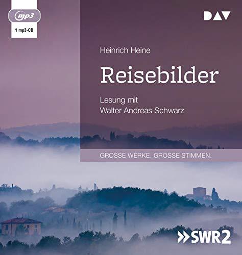 Reisebilder: Lesung mit Walter Andreas Schwarz (2 mp3-CDs)