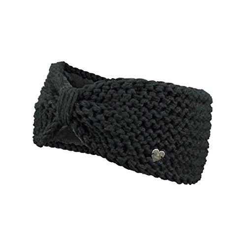 Barts Damen Ginger Headband,Schwarz (Nero 1), One Size
