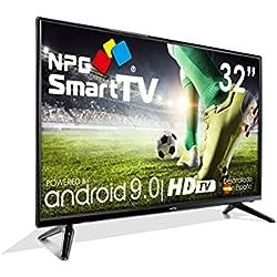 NPG 420L32H - Outlet - 32´´HD Smart TV Android