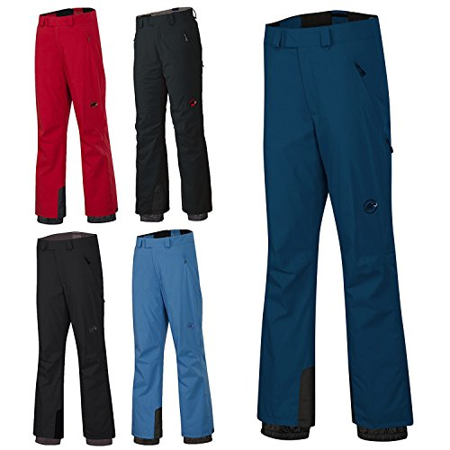 Mammut Sella Pants dark spring 94