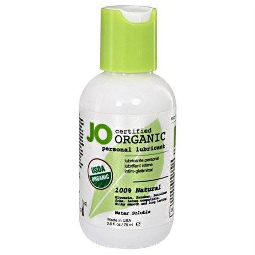 Jo lubricante organico 75 ml