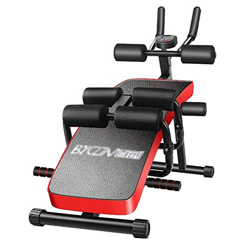Rowing Machine Foldable, Rowing Bench Indoor Rower, Hd Data Display, Ergonomic Design, Fitness Cardio Abdominal Fitness Equipment, Suitable for All Kinds of People