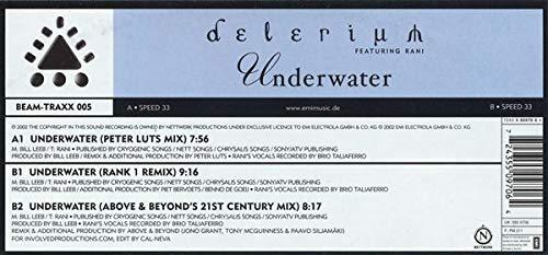 Underwater *Rmx* [Vinyl Single]