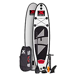 12. XTERRA 10' - Best Stand up Paddle Board For Lakes