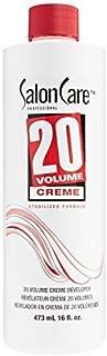 Salon Care 20 Volume Creme Developer 16 oz. by Salon Care