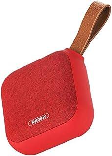 Remax Portable fabric Bluetooth Speaker HD/HiFi/NFC/TF Wireless waterproof Mini 5W bass loudspeaker 3D surround for phone/...