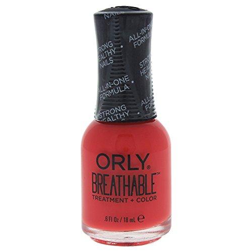 Orly Beauty Nail Polish Breathable Vitamin Burst 18 ml Pack of 1