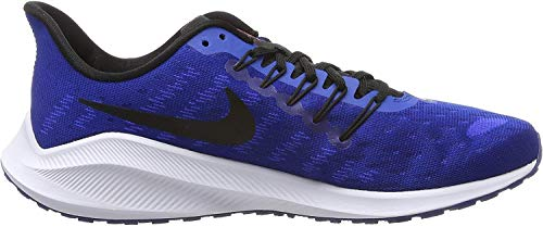 Nike Air Zoom Vomero 14, Zapatillas de Running para Hombre, Azul (Indigo Force/Photo Blue/Red Orbit/Blue Void/White 400), 46 EU