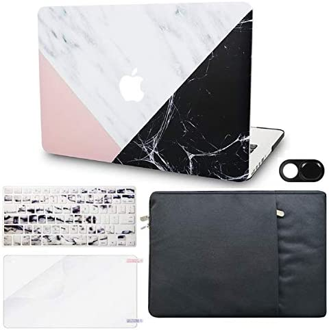 KECC Laptop Case Compatible with MacBook Pro 13 2020 19 18 17 16 Touch Bar w Keyboard Cover product image