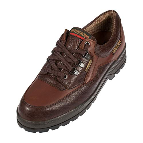 Mephisto Barracuda Brown Men's Lace up Shoes 11 UK