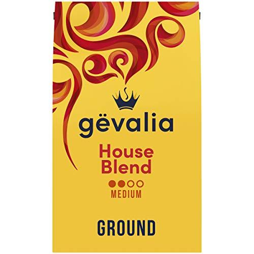 Gevalia House Blend Medium Roast Ground Coffee (20 oz Bag)