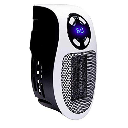 JMFHCD Calentador De Ventilador Mini Pequeño De Escritorio Ultra Silencioso Lindo De...
