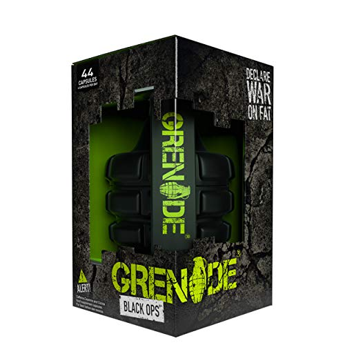 Grenade Black Ops Weight Management Capsules - Pack of 44 Capsules