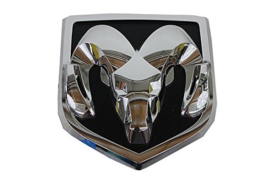 Kimoo DR-150 Ram 1500 2500 3500 Rear Tailgate Emblem Badge For Ram 2013-2017