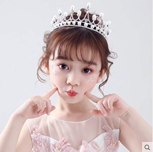 Kinderen Kroon Tiara Prinses Verjaardagskaart Kinderen Prestatie Sieraden