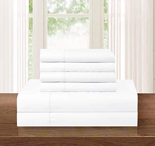 Elegant Comfort Luxurious Soft 1500 Thread Count Egyptian ...