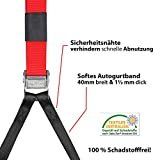 Variosling Sling Trainer Basic Paket, rot schwarz, VS-03 - 7