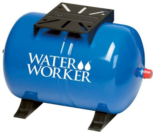 WaterWorker HT-14HB Water Worker Horizontal Pre-Charged Well Tank, 14...