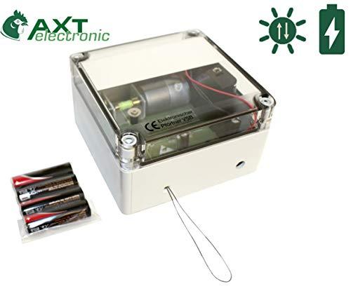 VSBb – Elektronischer Pförtner mit Batterien AXT-Electronic - 4