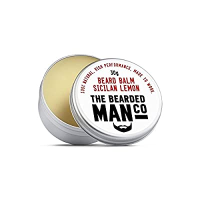 Beard Balm Sicilian Lemon 30g