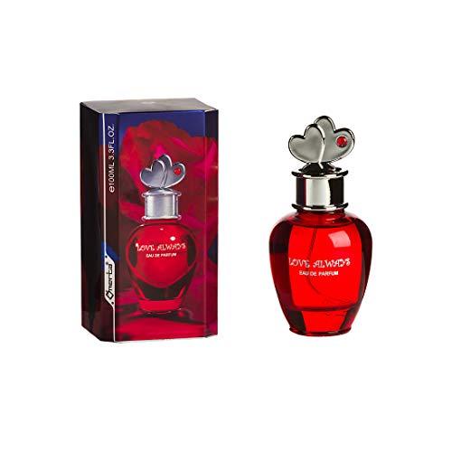 Omerta Eau de Parfum Love Always, 1er Pack (1 x 100 ml)