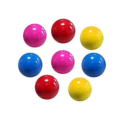 8PCS Sticky Wall Balls Stretch Squeeze Balls Toy Stress Ball for Adults Kids Anti Stress Squeeze Toy