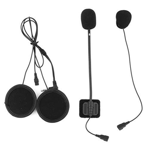 LEXIN Laurtsprecher und Mikrofon für LX-B4FM Motorrad Bluetooth Headset