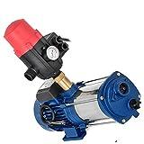 OUKANING 9600 L/H Bomba de jardín Bomba centrífuga Casa Waterworks Bomba de Agua centrífuga 2200W
