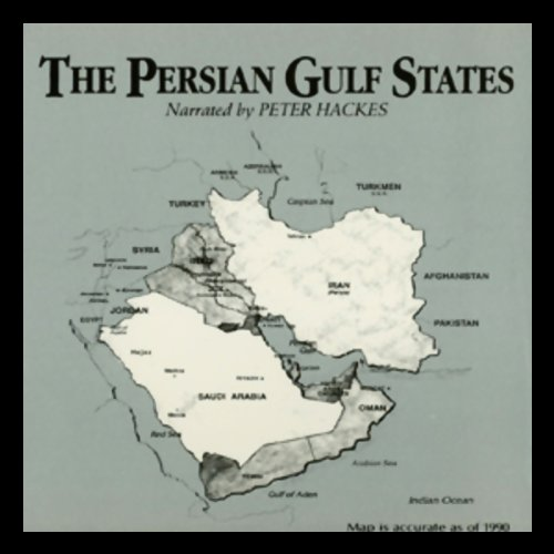The Persian Gulf States audiobook cover art