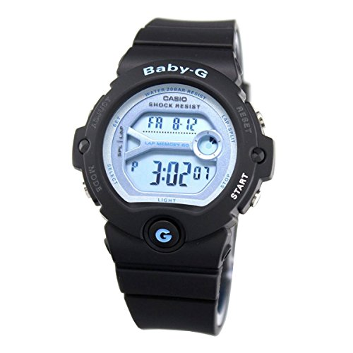Casio Baby G Digital Dial Polyurethane Strap Ladies Watch BG-6903-1