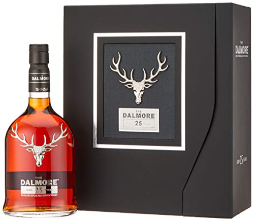 Dalmore 25 Years Old mit Geschenkverpackung Whisky (1 x 0.7 l)
