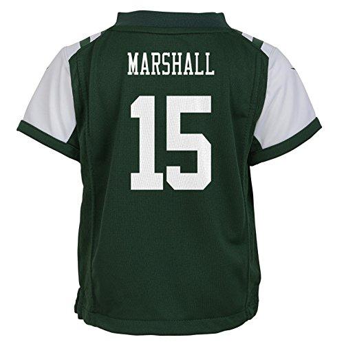 Nike Brandon Marshall New York Jets Home Green Jersey Boys (S-L)
