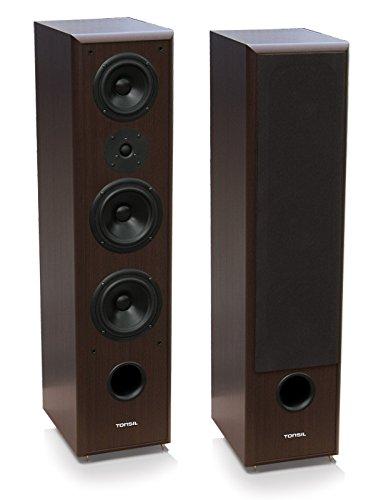 TONSIL Lautsprecher System Maestro II 180 (schwarz)