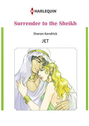 Surrender to The Sheikh: Harlequin comics (English Edition)