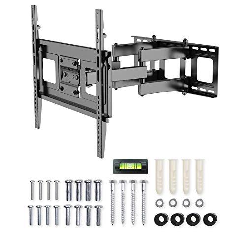Fleximounts A11 LCD TV-Wandhalterung/Fernsehhalterung für LED LCD Plasma, mit Wasserwaage, schwenkbar, neigbar (32-50 Zoll | max.VESA 400x400)