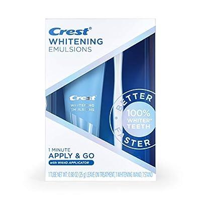 Crest Whitening Emulsions Leave-on