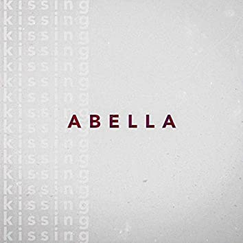 kissing abella.