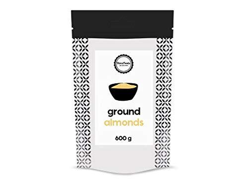 MANDELMEHL 300G , Extra Fein, Low Carb Mandelmehl, Keto Mehl, Vegan, Almond Flour,