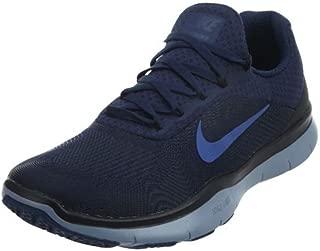 Men Free Trainer v7 Training Shoe, College Navy/DEEP Royal Blue, Size 12.5