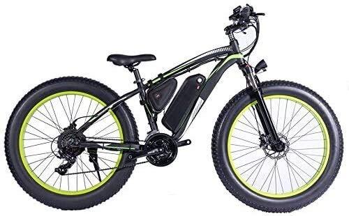 Qinmo Elektro-Fahrrad, 1000W elektrisches Fahrrad, 26