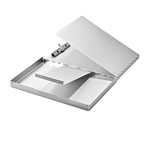 "AdirOffice Aluminum Form Holder - Clipboard (12"" x 9"")"