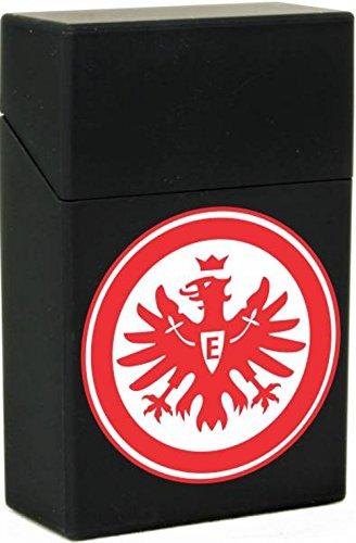 Rubber Box Zigarettenbox schwarz Eintracht Frankfurt
