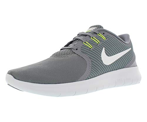 Nike Herren Free RN CMTR Laufschuhe, Gris Cool Grey Off White Dark Grey Volt, 39 EU