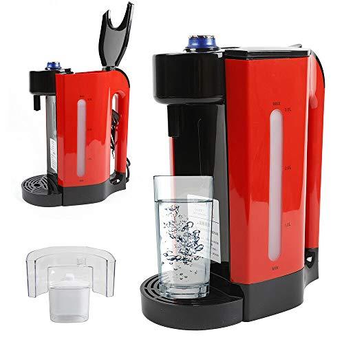 Piccolo ionizzatore d'acqua H2 per macchina per acqua istantanea H2 con acqua 3L Nuovo!