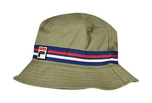 Fila Men's Heritage Basic Comfort Fashion Bucket Hat