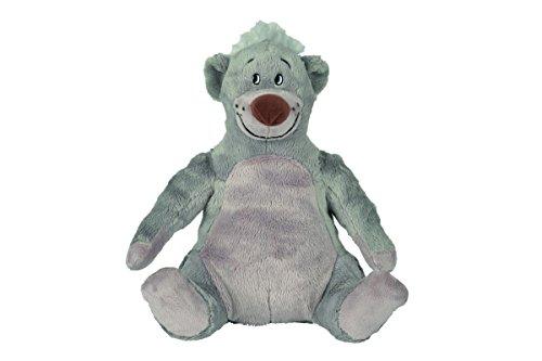 Simba 6315874189 - Disney Dschungelbuch Plüsch Baloo 25 cm