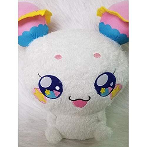 LDDZAU Plush Toys New Star Twinkle PreCure Cure Friends 30Cm Plush Stuffed Doll Fuwa Toy Pretty Cure Gives Children A Birthday Gift B
